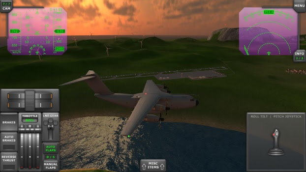 Turboprop Flight Simulator 3D v1.12