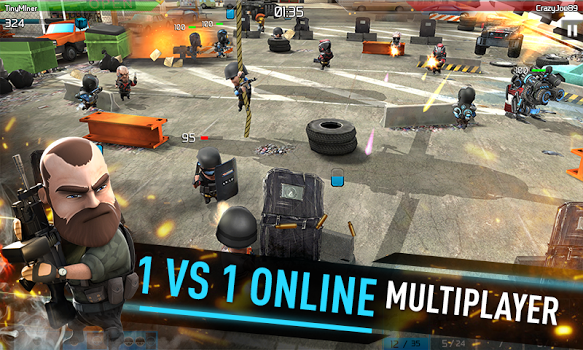 WarFriends: PvP Shooter Game v2.3.0 + data