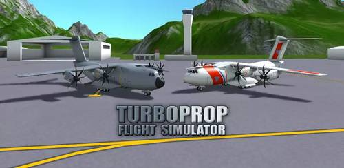 Turboprop Flight Simulator 3D v1.19b
