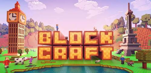 Block Craft 3D: Building Simulator Games For Free v2.10.12