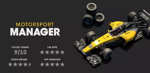 Motorsport Manager Mobile 2 v1.1.3 + data