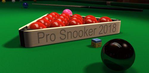 Pro Snooker 2018 v1.29