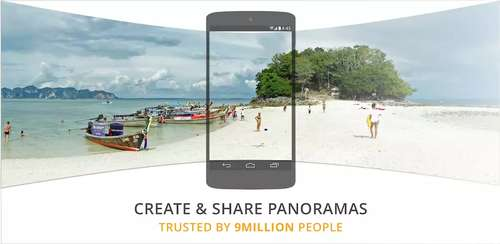 Panorama 360 Camera+ Photosphere support+ VR video v4.8.0-v7a