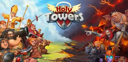 Holy TD: Epic Tower Defense v1.52