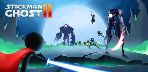 Stickman Ghost 2: Galaxy Wars v6.4