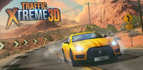 Traffic Xtreme 3D: Fast Car Racing & Highway Speed v1.02