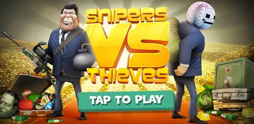 Snipers vs Thieves v1.3.13071 + data