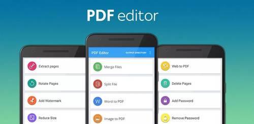 PDF converter pro & PDF editor – pdf merge v4.6