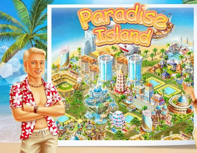 Paradise Island v4.0.8 + data