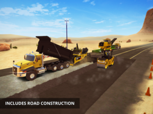 تصویر محیط Construction Simulator 2 v1.12 + data