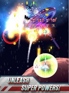 تصویر محیط Galaga Wars v3.4.2.1054