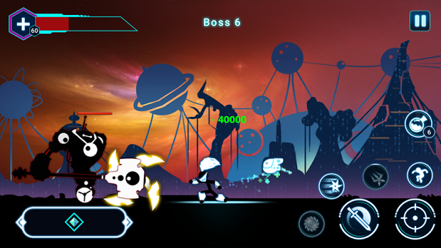 Stickman Ghost 2: Gun Sword v4.5