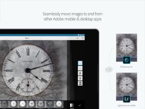 تصویر محیط Adobe Photoshop Mix – Cut-out, Combine, Create v2.6.2.393
