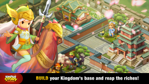 تصویر محیط Kingdom Story: Brave Legion v2.46.0.KG