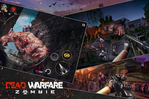 DEAD WARFARE: Zombie v2.1.0.102 + data