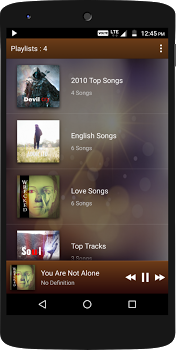 PowerAudio Pro music player v3.0.2