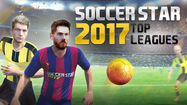 Soccer Star 2019 Top Leagues · MLS Soccer Games v1.9.0