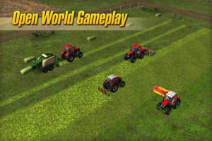 تصویر محیط Farming Simulator 14 v1.4.4