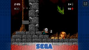 تصویر محیط Kid Chameleon Classic v2.0.1