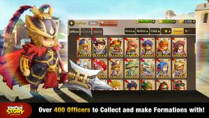 تصویر محیط Kingdom Story: Brave Legion v2.43.1.KG