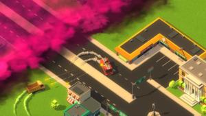تصویر محیط Tanks VS Cars Battle v2.018