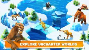 تصویر محیط Ice Age Adventures v2.0.8d