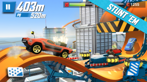 تصویر محیط Hot Wheels Race Off v1.1.11648