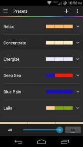 تصویر محیط Hue Pro v2.4.17