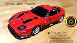 تصویر محیط High-Speed Camera Plus v5.3.0