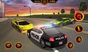 تصویر محیط Police Car: Chase v1.4