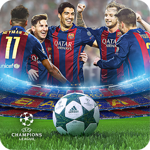 بازی فوتبال PES 2017 با گرافیک بالا و جذاب آیکون