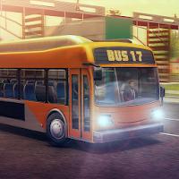 بازی شبیه ساز اتوبوس 17 آیکون