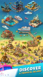 تصویر محیط Paradise Island 2: Hotel Game v11.4.0