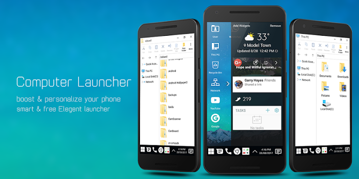 Computer Launcher v12.8