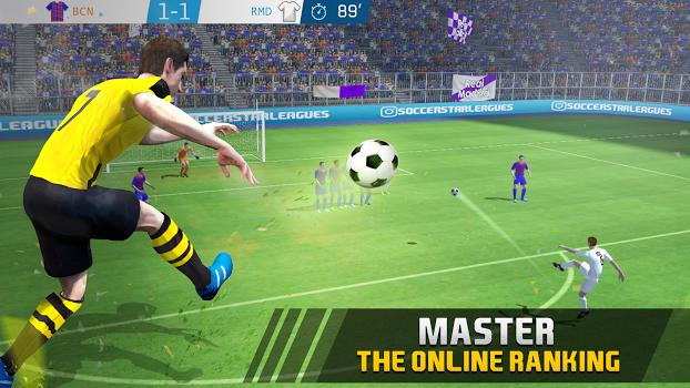 Soccer Star 2019 Top Leagues · MLS Soccer Games v1.6.1