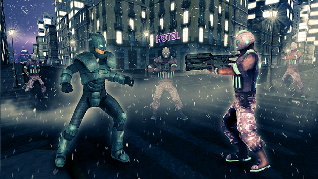 Bat Superhero Battle Simulator v1.03