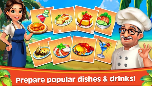 Cooking Rush – Chef's Fever v1.0.2