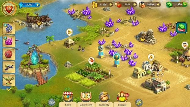 Cradle of Empires v5.5.0