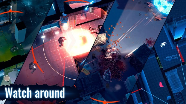 Death Point: 3D Spy Top-Down Shooter, Stealth Game v1.0.5 + data
