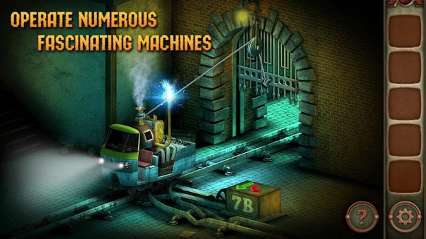 Escape Machine City v1.26 + data