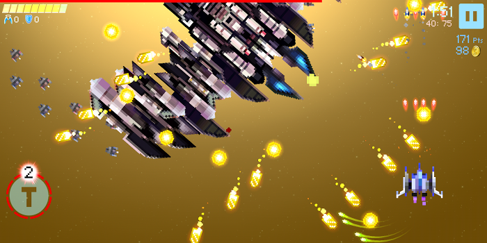 Gold Flower – Bullet Hell Shooter v2.0.0