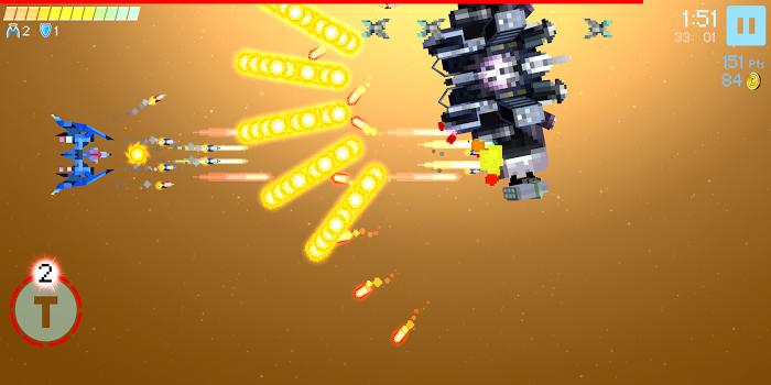 Gold Flower – Bullet Hell Shooter v2.0.0