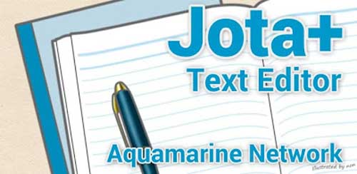 Jota+ (Text Editor) Pro v2019.03