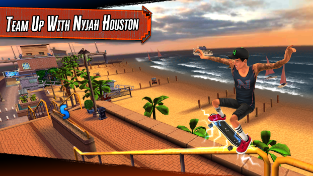 Nyjah Huston: Skatelife v0.5.4