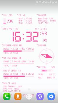 Oajoo Device Info Wallpaper v1.0.b7