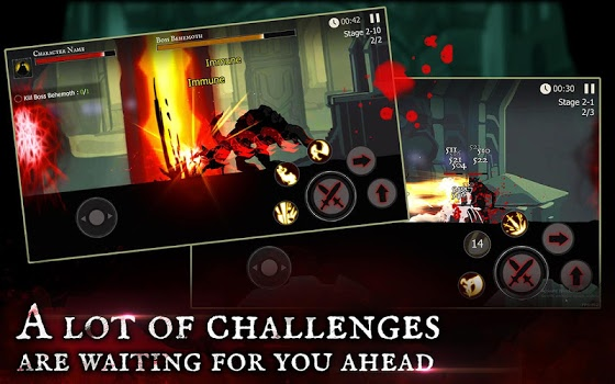 Shadow of Death: Dark Knight – Stickman Fighting v1.13.1.0