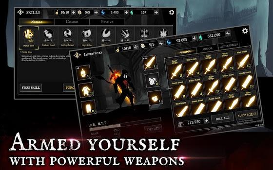 Shadow of Death: Dark Knight – Stickman Fighting v1.46.0.0
