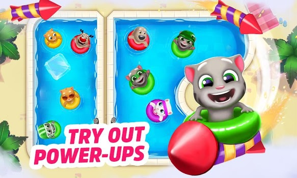 Talking Tom Pool v1.5.1.101