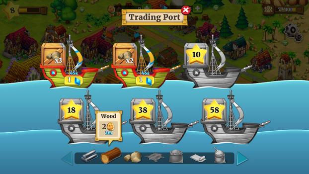 Town Village: Farm, Build, Trade, Harvest City v1.8.8