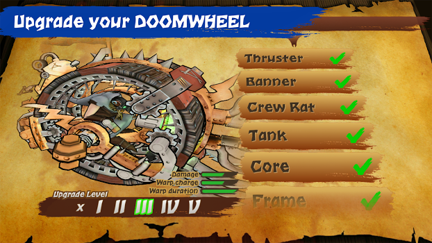Warhammer: Doomwheel v1.1.3 + data